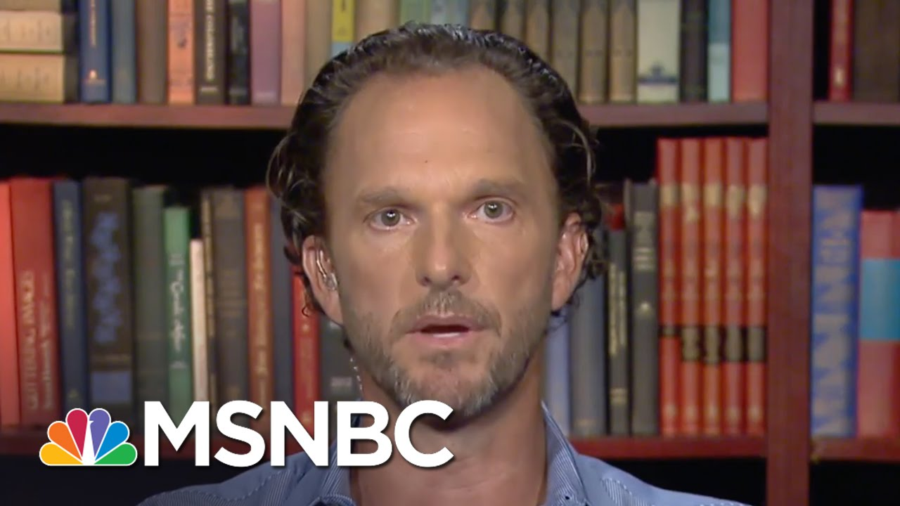 'Alt-Right' Movement Sends Threats To Anti-Donald Trump Republicans | Andrea Mitchell | MSNBC thumbnail