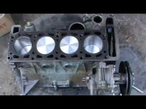 Сборка двигателя ВАЗ 2103 (он застучал) Показал Свои Хитрости