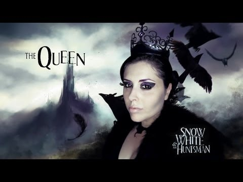 The Evil Queen ★ Trasformazione in una Regina Cattiva ★ Make-up Tutorial