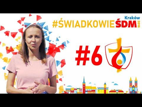 Świadkowie #ŚDMKraków2016  #6 Magdalena Drozd