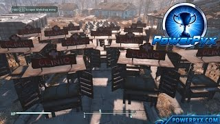 Fallout 4 - Benevolent Leader Trophy / Achievement Guide - How to Reach 100% Happiness in Settlement