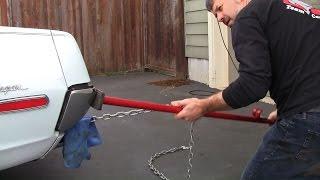 Easy Bumper Straightening - Hustler Stick Tool