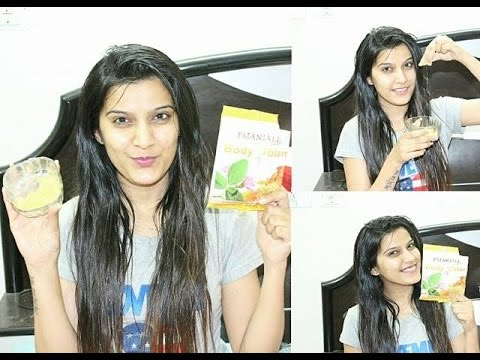 , title : 'PATANJALI BODY UBTAN REVIEW | USES | PATANJALI FACIAL HAIR REMOVAL PACK'