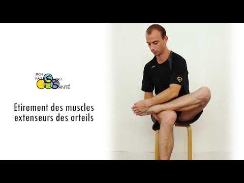 Comme balancer les muscles de lexercice avec les haltères