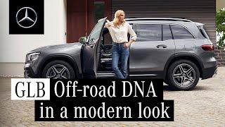 [오피셜] Off-road DNA in a Modern Look | Exterior Design of the New GLB