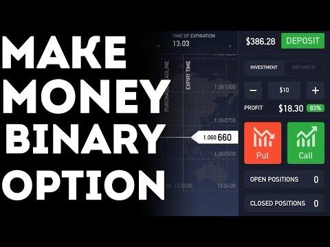 Binary options strategy m30