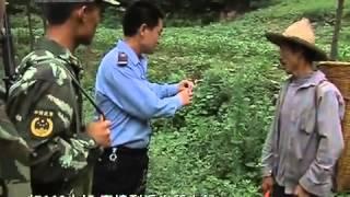 中国武警 山地擒凶
