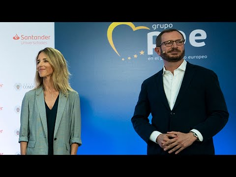 Intervención de Javier Maroto en las jornadas Activemos España con Europa