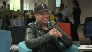 """Cuéntame con Daddy Yankee: """"La fama nos tienta y no a cosas buenas"""""""