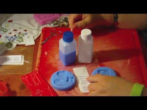 DIY - Silikonformen selber machen/ Molds for Embellishments