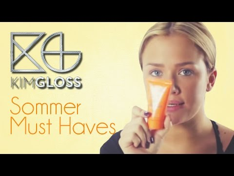 Sommer Must Haves I Kim Gloss
