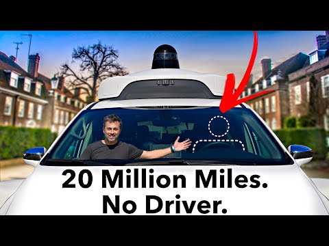 Fascinating - How Does A Ride In a Driverless Car Feel?