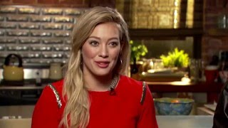 Hilary Duff talks Kelsey Peters, Younger, fashion and more.