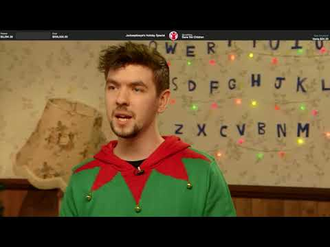 Jacksepticeye's Holiday Special - Day 1