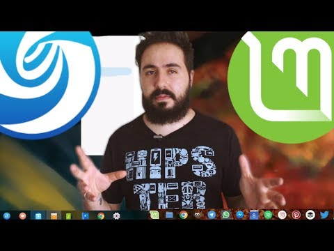 mp4 Linux Mint Vs Deepin, download Linux Mint Vs Deepin video klip Linux Mint Vs Deepin