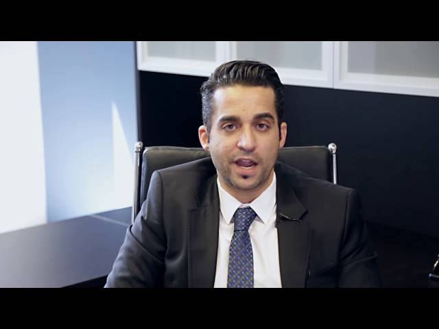 Los Angeles Attorney Yosi Yahoudai Discussing Car Accident Injuries