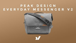 A Solid Daily Workhorse - The Peak Design Everyday Messenger V2