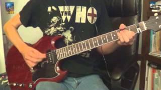 The Beatles - She Said She Said - Lead Guitar Cover