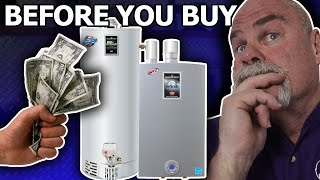 Watch This BEFORE You Buy a Gas Water Heater - Plumber's Advice