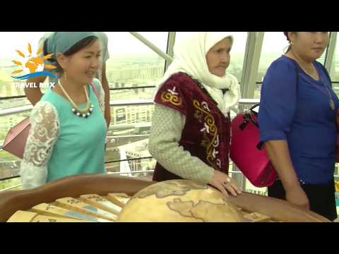 Infotrip – Kazakhstan, Astana Travel Mix HD, Part. 1