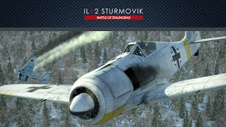 "IL-2 Battle Of Moscow, Fw 190 A-3: ""I./JG 51 Over The Rzhev Salient"" Campaign - Mission 3"