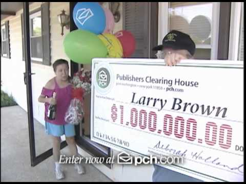 PCH, and Publishers Clearing House Commercial (2011) (Television Commercial)