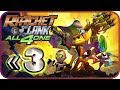 Ratchet amp Clank: All 4 One Walkthrough Part 3 ps3 The