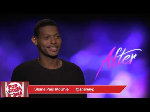 Shane Paul McGhie talks about the film 'AFTER''