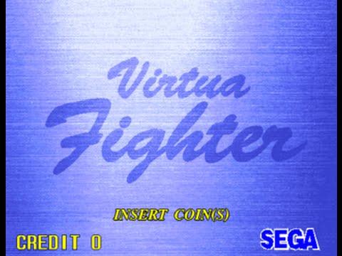 Virtua Fighter Saturn