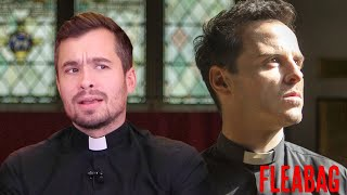"Real Life ""Hot Priest"" Reacts to Fleabag's HOT PRIEST!!"