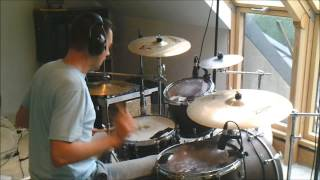 James Arthur - You're Nobody 'Till Someone Loves You ( Drum Remix / Cover )