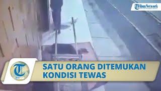 VIRAL Video 2 Pemulung yang Sedang Tidur di Emperan Toko Tiba-tiba Dipukuli, Seorang Ditemukan Tewas