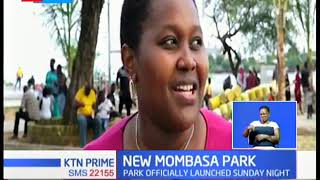 New Mombasa park officially launched