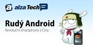 Rozhovor: Jaký je rudý Android z Číny? - AlzaTech #210