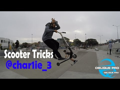 Scooter Tricks by @char1ie_3