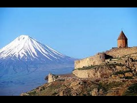 Армения. Гора Арарат. Монастырь Хор Вира