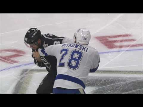 Witkowski and Clifford go toe-to-toe after massive hit