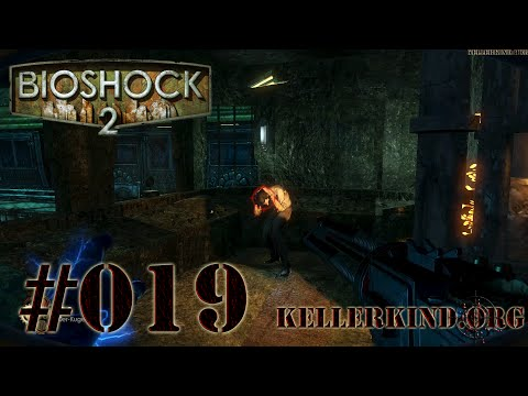 Bioshock 2 [HD|60FPS] #019 - Goodbye Stanley Poole ★ Let's Play Bioshock 2