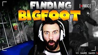 BIGFOOT ON CAMERA AND CAPTURED | Finding Bigfoot Gameplay - Lets Play Finding Bigfoot #2