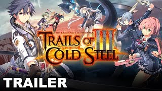 The Legend of Heroes: Trails of Cold Steel III - New Allies (PS4)