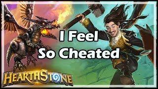 I Feel So Cheated - Witchwood / Hearthstone