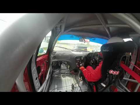 Donington 2021 – Race 2 – Dave Messenger