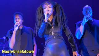 Brandy   What About Us & Full Moon (Fillmore Silver Spring 11 20 16)