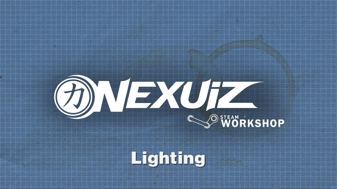 Nexuiz Editor Tutorials - Lighting