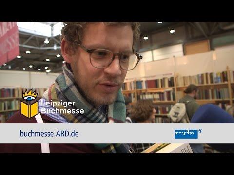 Welches Buch haben Sie gekauft? | Leipziger Buchmesse 2016 | ARD | MDR