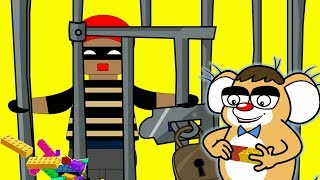 Rat-A-Tat  'Don's Lego Prison Toy+ Robbery + 3 Mice Cartoons'  Chotoonz Kids Funny Cartoon Videos --