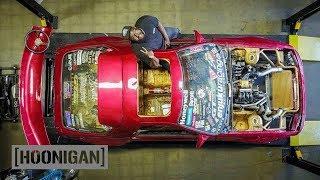 [HOONIGAN] DT 088: Mazda RX7 TwerkStallion Update (Racing Simulator Rebirth) | Kholo.pk