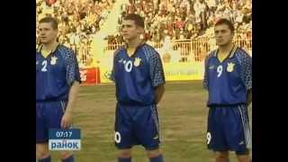 Лучшие футболисты независимой Украины: Олег Лужный