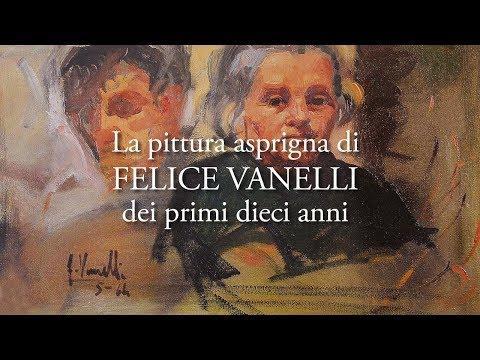 Inaugurazione mostra Felice Vanelli