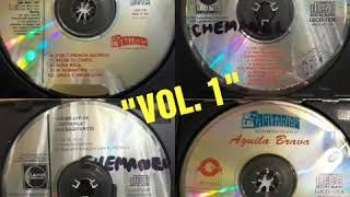 """LOS SAGITARIOS 1989-1993 MIX """"VOL 1"""" ( CHEMANEL  )"""